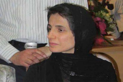 Los ayatolás de Irán, financiadores de Pablo Iglesias, condenan a 38 años de cárcel y 148 latigazos a la abogada Nasrín Sotudé