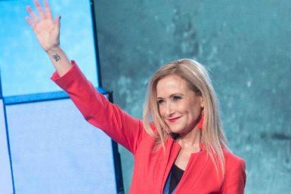 Del 'no me voy' al pido la baja temporal: Cristina Cifuentes abandona la militancia del PP
