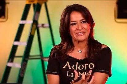 Aída Nízar participa en el reality chileno 'Resistiré' y en 4 días saca de sus casillas a todos