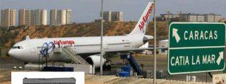 Crimen en la Venezuela chavista: Tirotean en Caracas a una tripulación de Air Europa