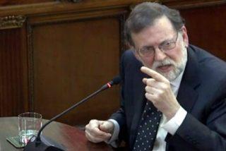 """""""Mucha banderita de España y mucha plaza de Colón pero pisando el barro solo está VOX"""""""