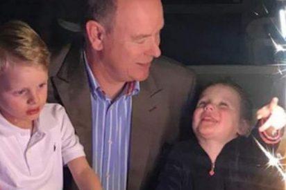 Alberto de Mónaco cumple 61 años en compañía de sus hijos, pero sin rastro de Charlene