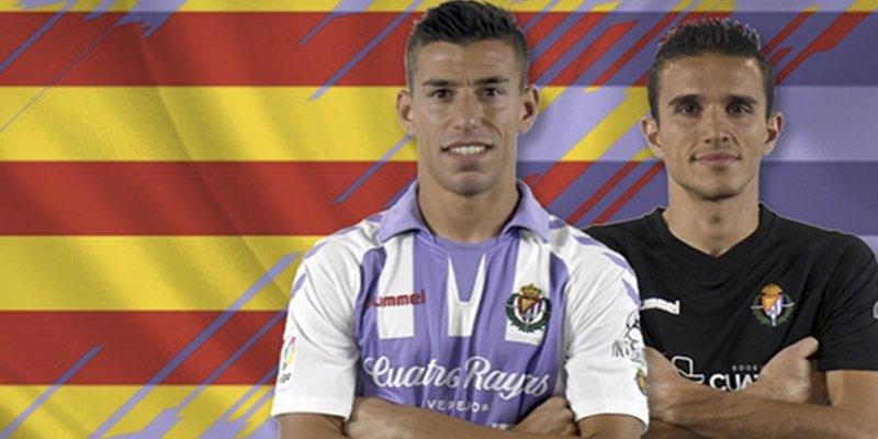 El Real Valladolid C.F. impide a su entrenador y a dos jugadores defender los colores de la selección catalana
