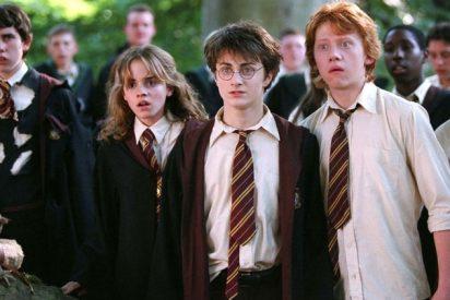 Éste famoso personaje de la saga Harry Potter sale del armario