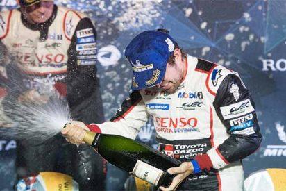 Fernando Alonso y su Toyota ganan las 1.000 Millas de Sebring
