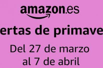 Ofertas de Primavera en Amazon 2019, (con descuentos de hasta – 50%)