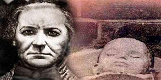 Amelia Dyer, el monstruo asesino que acabó con mas de 300 niños amparada en una ley victoriana