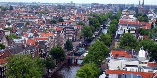 Vuelos baratos a Amsterdam