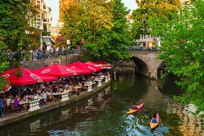 """Ámsterdam/ Se acabó el chollo: los turistas ya no podrán comprar """"Cannabis"""""""