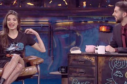 Ana Guerra deja con el culo al aire a Broncano tras ser preguntada por su dinero
