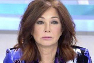 Ana Rosa vive el momento más tenso de la historia de 'El programa de AR'