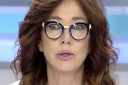 El corte memorable de Ana Rosa Quintana al tipo que le hizo esta fea acusación