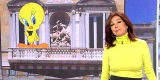Las divertidas propuestas de Ana Rosa al separatista Torra para sustituir los lazos amarillos