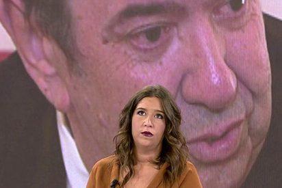 Anabel Gil Salgado acudió al plató de Sálvame para 'vender' a su padre y 'salvar el culo' de María Jesús Ruiz