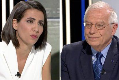 Borrell hace el ridículo siendo incapaz de reconocer que Maduro es un dictador a pesar de la insistencia de Pastor