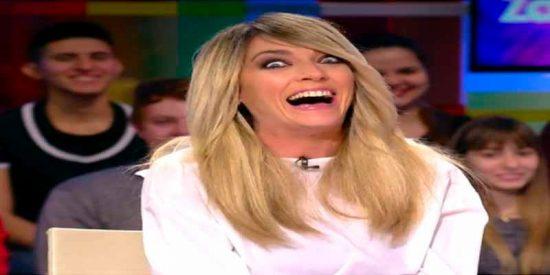 'Zapeando': El new look de Anna Simón que deja a Frank Blanco y Cristina Pedroche con la boca abierta