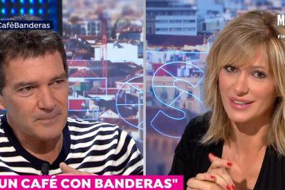 La frase de Antonio Banderas sobre Franco que entierra en lo más hondo a Sánchez e Iglesias
