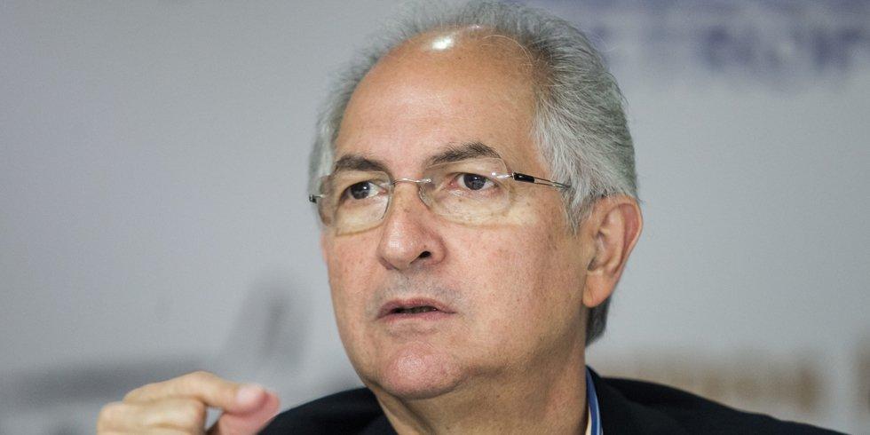 Antonio Ledezma: La agenda de reconstrucción