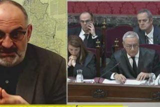 Arremetidas en TV3 contra Montserrat del Toro tras declarar en el juicio del 'procés':