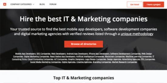Appfutura, la mejor plataforma para contratar empresas de IT y marketing