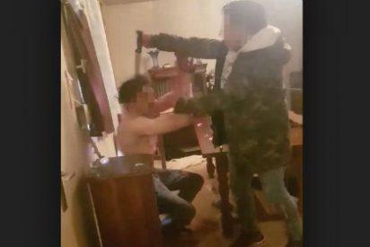 El vídeo prohibido de tres menores musulmanes torturando y asesinando antes de refugiarse en España