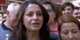 """Arrimadas se harta de la agresividad de Pepa Bueno: """"Eso no se lo pregunta al PSOE cuando vienen aquí"""""""