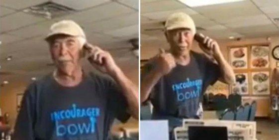 """""""Chúpame la p..."""": El ataque racista de un """"veterano de Vietnam"""" en EEUU"""