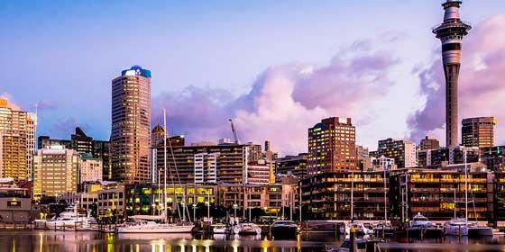 """Nueva Zelanda: Auckland, la """"Ciudad de las Velas"""""""