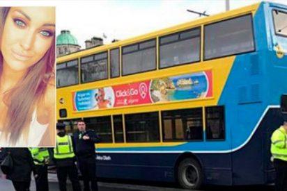 Esta mujer detiene un autobús sin control y le salva la vida al conductor que había sufrido un infarto
