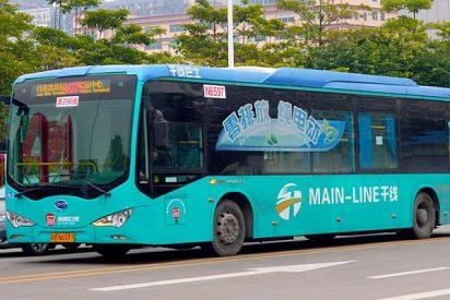 ¡Los autobuses eléctricos están dinamitando la demanda de petróleo!