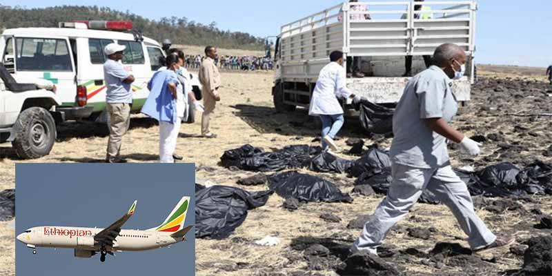 Se confirma la muerte de dos españoles en el avión siniestrado en Etiopía
