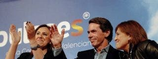 """El revés de Aznar a VOX: """"Nadie me dice a la cara derechita cobarde porque no me aguanta la mirada"""""""