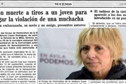 El endiablado juramento sobre la Biblia de una mentirosa Pilar Baeza ante los padres de su víctima