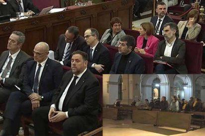 Cataluña: Los golpistas presos ya no tienen quién les rece a pesar de los curas trabucaires