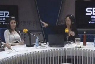 Àngels Barceló (SER) queda retratada al mandar a callar a Rocío Monasterio (VOX) en un debate de mujeres