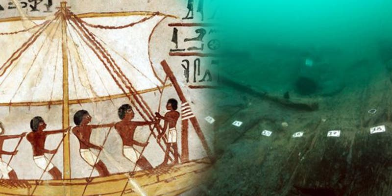 Los míticos barcos descritos por Heródoto en el siglo V a.C. existían y aquí está la prueba