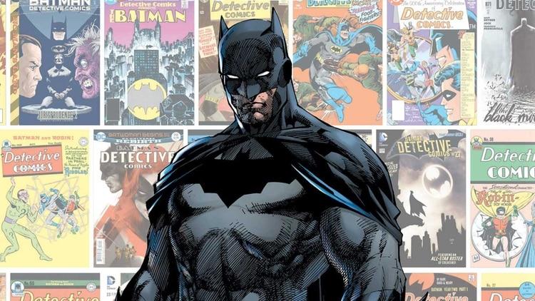 Batman cumple 80 años y lo celebra con una edición especial