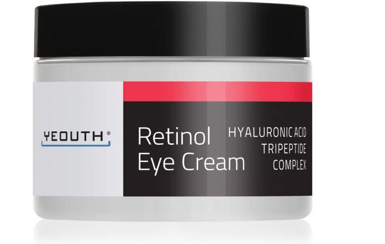YEOUTH retinol eye cream ácido hialurónico,