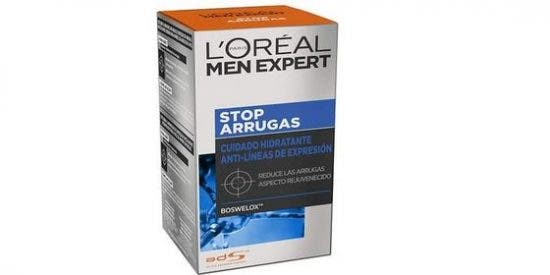 """""""L'Oréal Paris Men Expert Hidratante Anti-Arrugas"""
