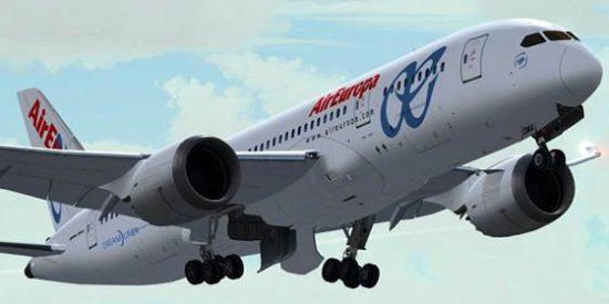Air Europa desmiente que tirotearan e intentaran atracar a su tripulación en Caracas