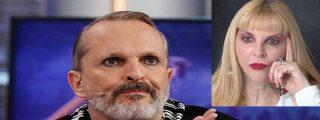 Una periodista mexicana histérica acusa a Miguel Bosé de 'agresión'