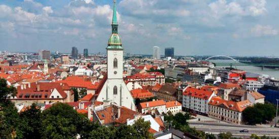 Vuelos baratos a Bratislava