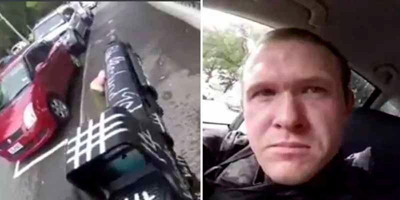 En las armas del asesino de musulmanes en Nueva Zelanda iba escrito el nombre de 'Don Pelayo'