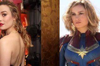 Filtran las fotos íntimas de Brie Larson, la Capitana Marvel
