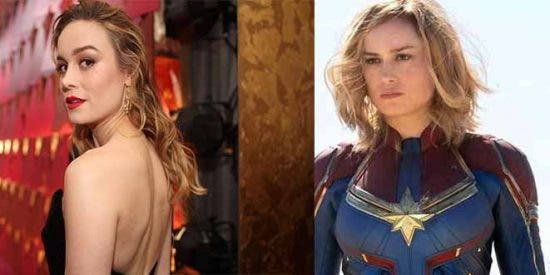 Las 5 fotos más sensuales de Brie Larson, la maciza Capitana Marvel