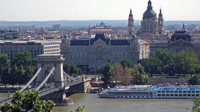 Vuelos baratos a Budapest