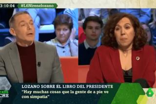 La 'negra de Pedro Sánchez' se pone chula y feminista para defender 'Manual de Resistencia'