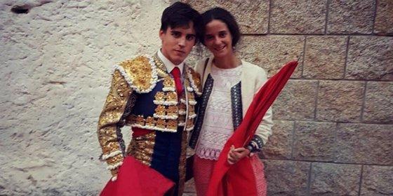 Feria de San Isidro: Victoria Federica y Gonzalo Caballero, juntos pero no revueltos en Las Ventas