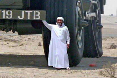 Así es el 'monstruo' camión cívico-militar de 10 ruedas diseñado por el jeque de Dubái