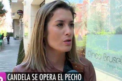 Candela Acevedo se pone 'tetas nuevas' con parte de lo ganado en 'GH DÚO'
